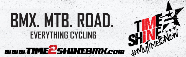 This Article is presented by Time2ShineBMX.com